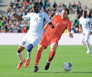 L'Impact est privé notamment de Samuel Piette, qui défend les couleurs du Canada à la Gold Cup.