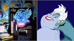 Colourpop sort une collection «Disney Villains»