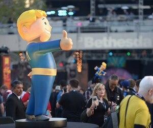 Bethesda E3 2017 Showcase and Bethesdaland Event