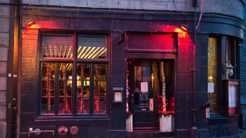 Ferrer Restaurant Montreal
