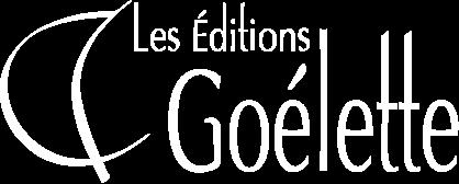 Les Éditions Goelette