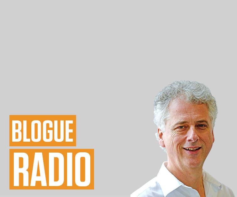 Blogue radio