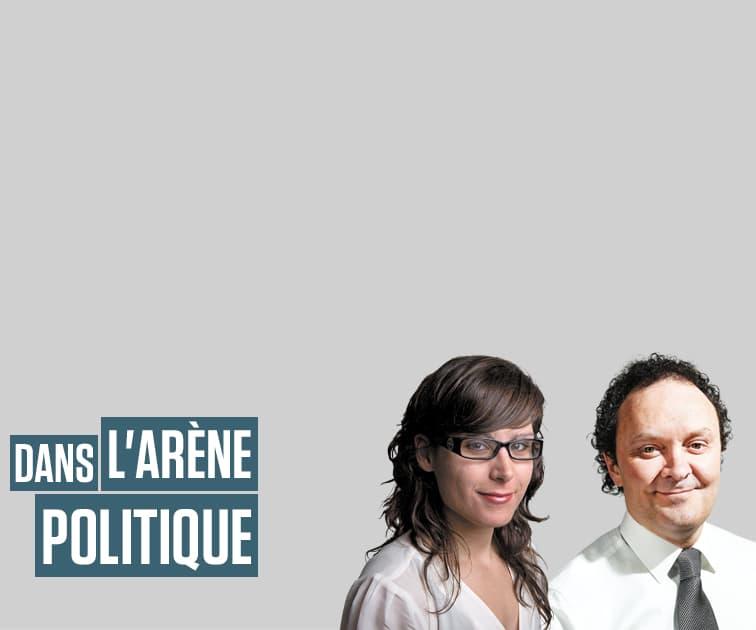 Dans l'arène politique