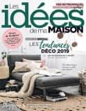 Couverture du magazine Idées de ma maison