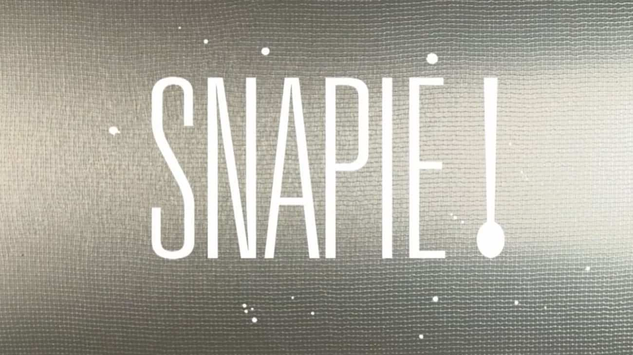 Découvrez nos succulentes recettes Snapie!