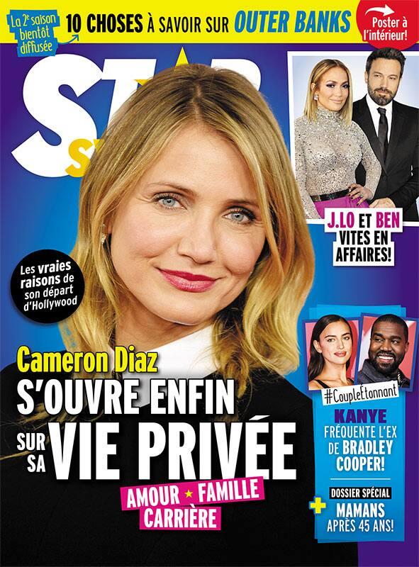 Couverture du magazine Star Système