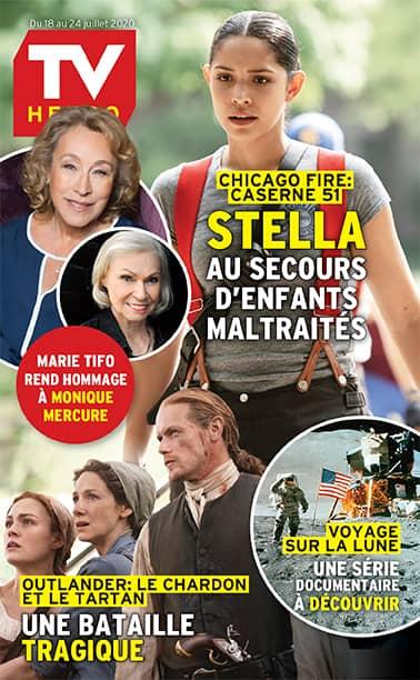 Couverture du magazine TV Hebdo
