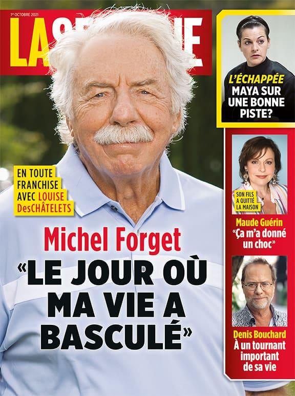 Couverture du magazine La Semaine