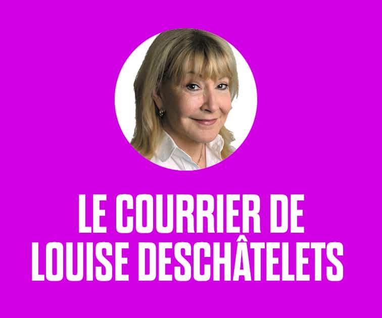 Courrier de Louise