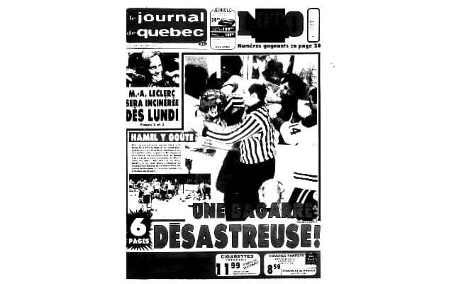 Archives   Le Journal de Montréal