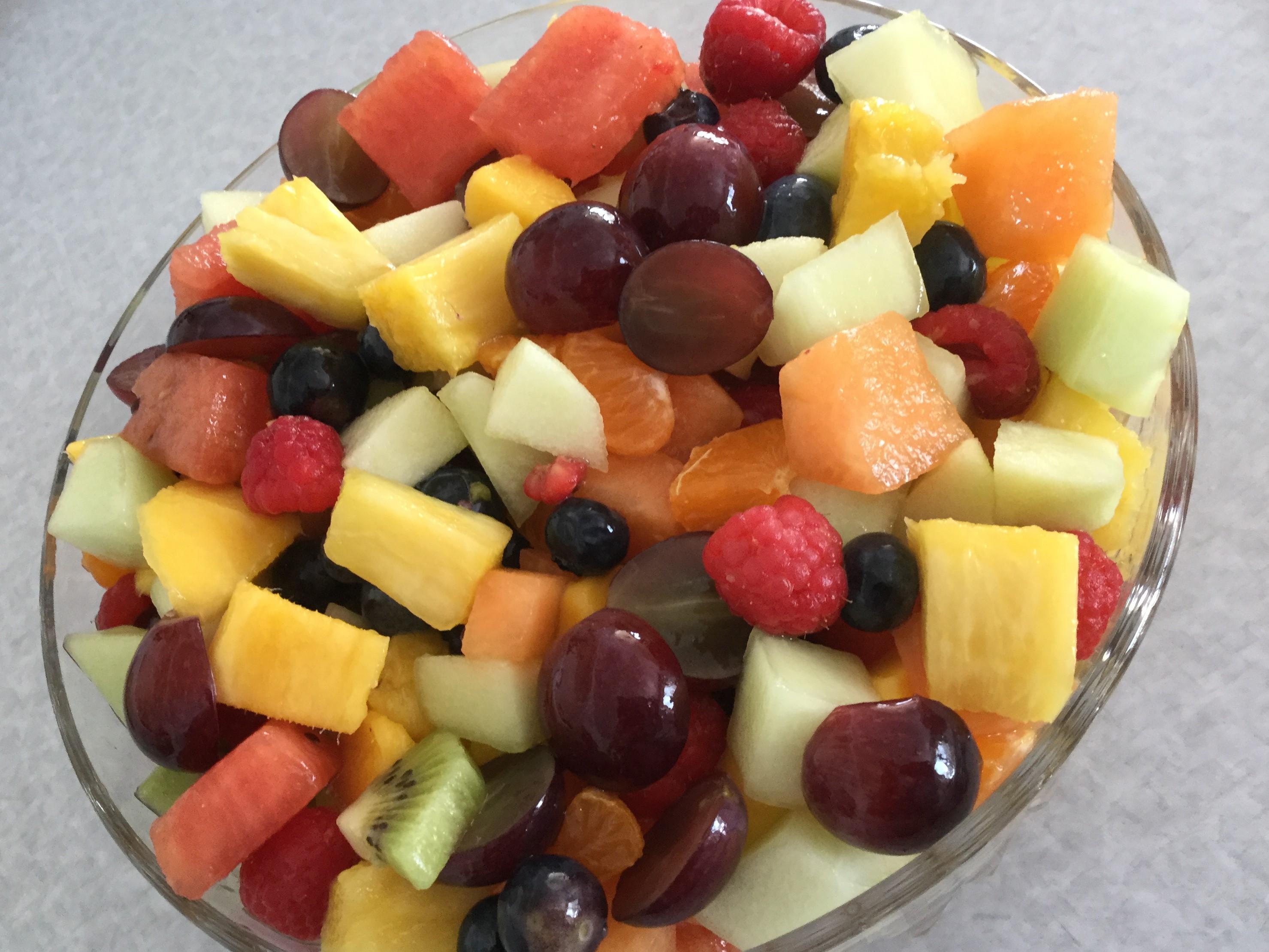 Recette de salade de fruits  Recettes du Québec