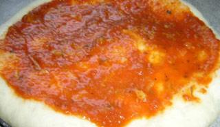 sauce à pizza maison