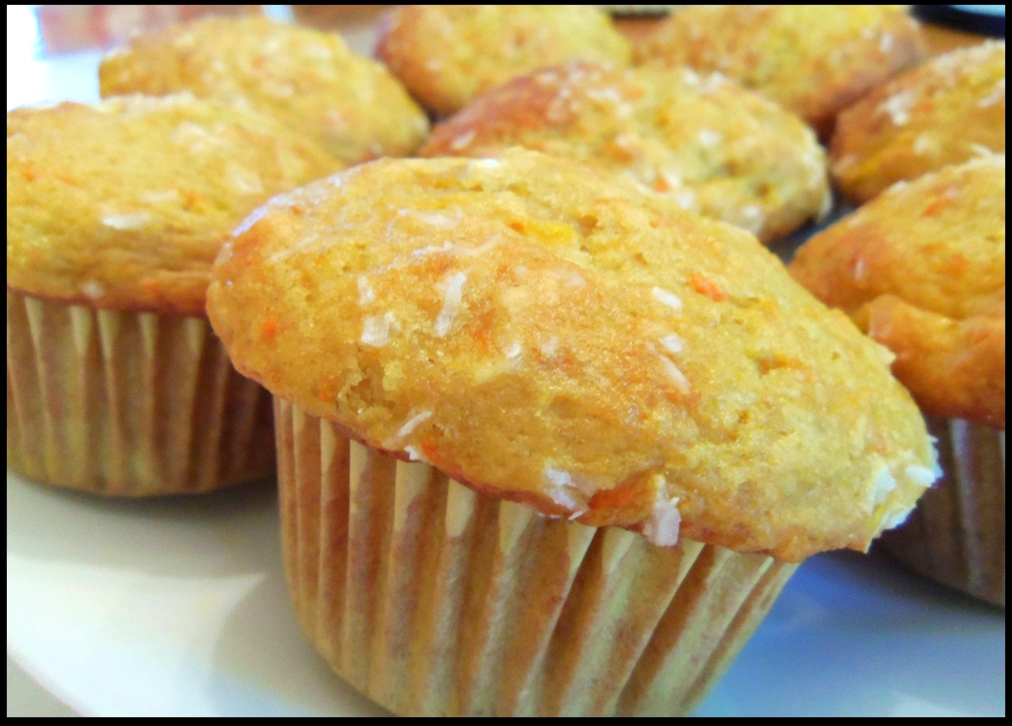 Muffins à l'orange   Recettes du Québec