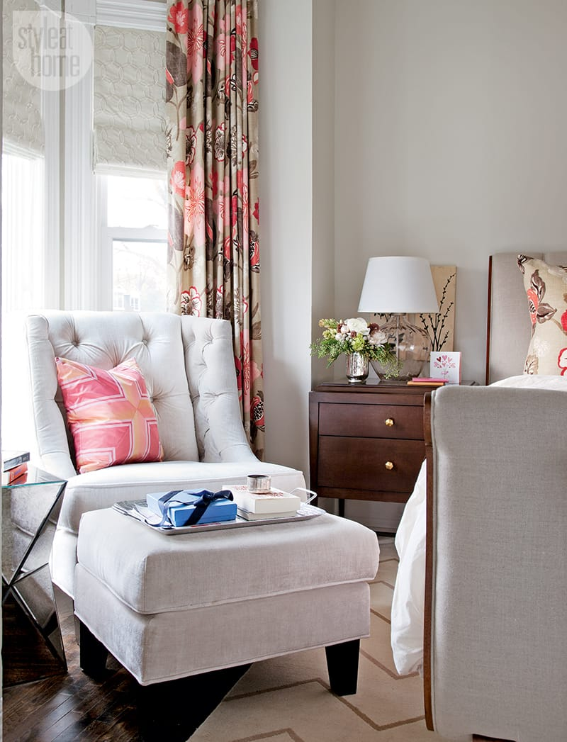 Get The Look Bright And Beautiful Master Bedroom Style At Home