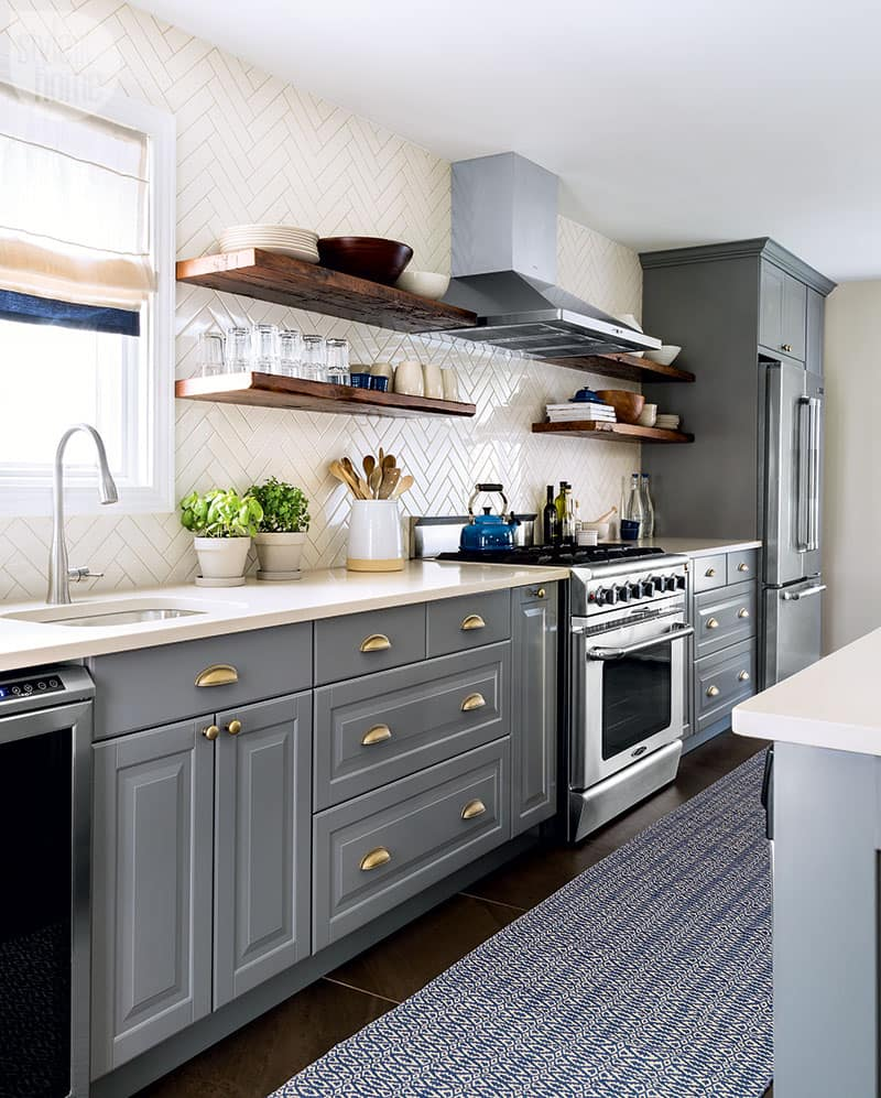 Top kitchen design trends for 9   Style at Home