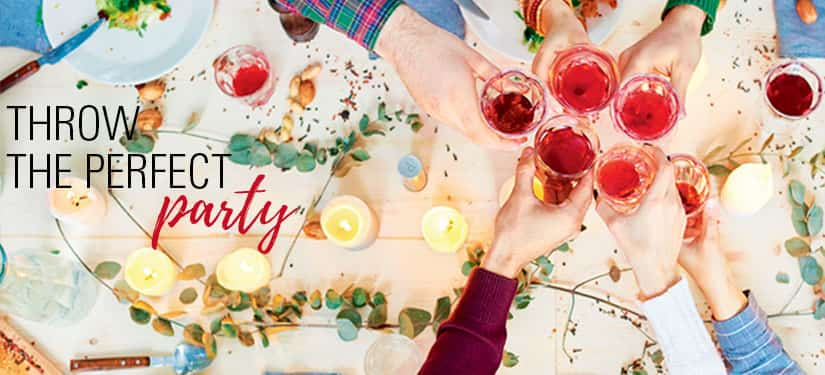 Style at Home Holiday Hostess Guide: Throw the perfect party