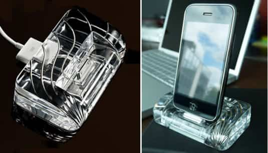 crystal-ipod-dock