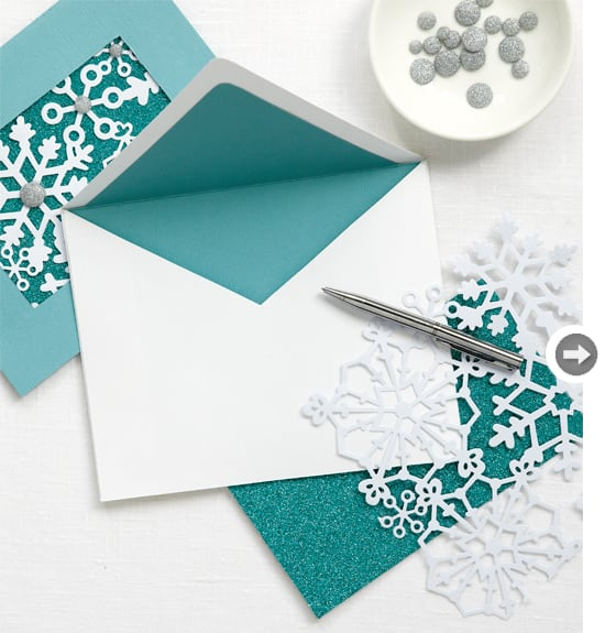 diy holiday cards  style at home