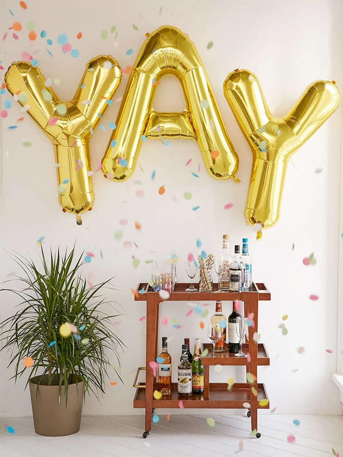 8 essentials for hosting your best New Year's Eve party
