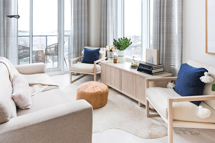 5 Steps For Decorating Your New Condo From Scratch | Style At Home