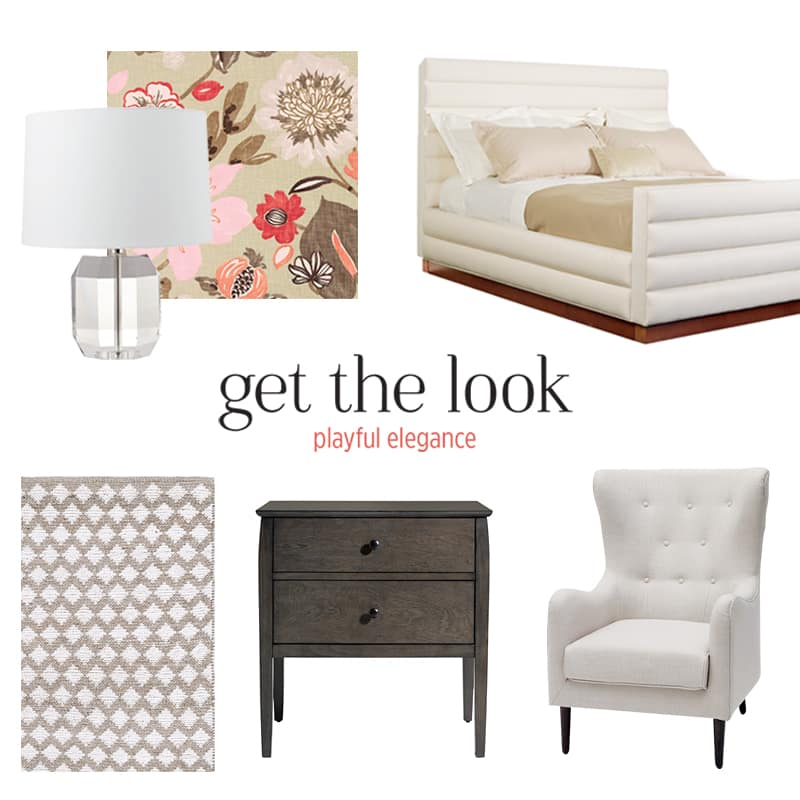How to create an elegant master bedroom.