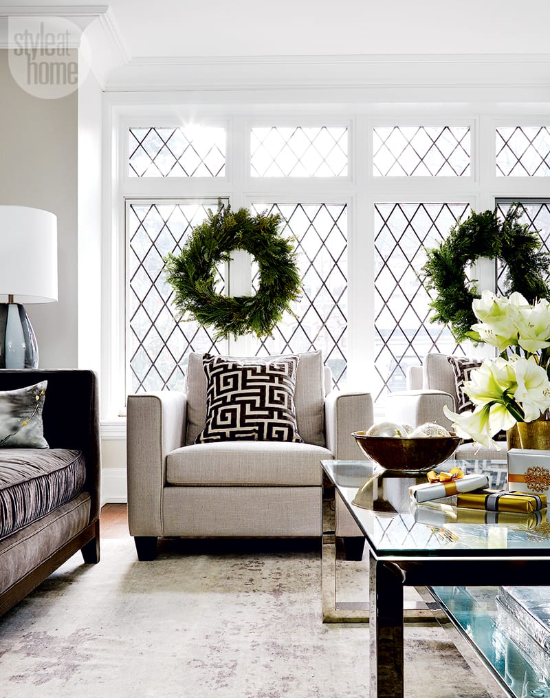 Chic and simple holiday home