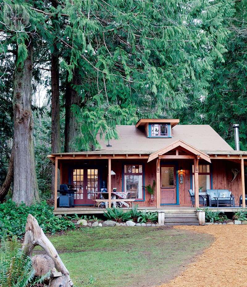 One B.C. couple gets the vacation home of their dreams