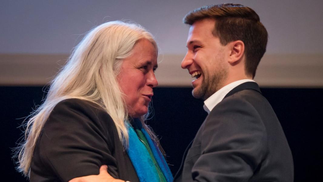 Gabriel Nadeau-Dubois et Manon Massé élus porte-parole de