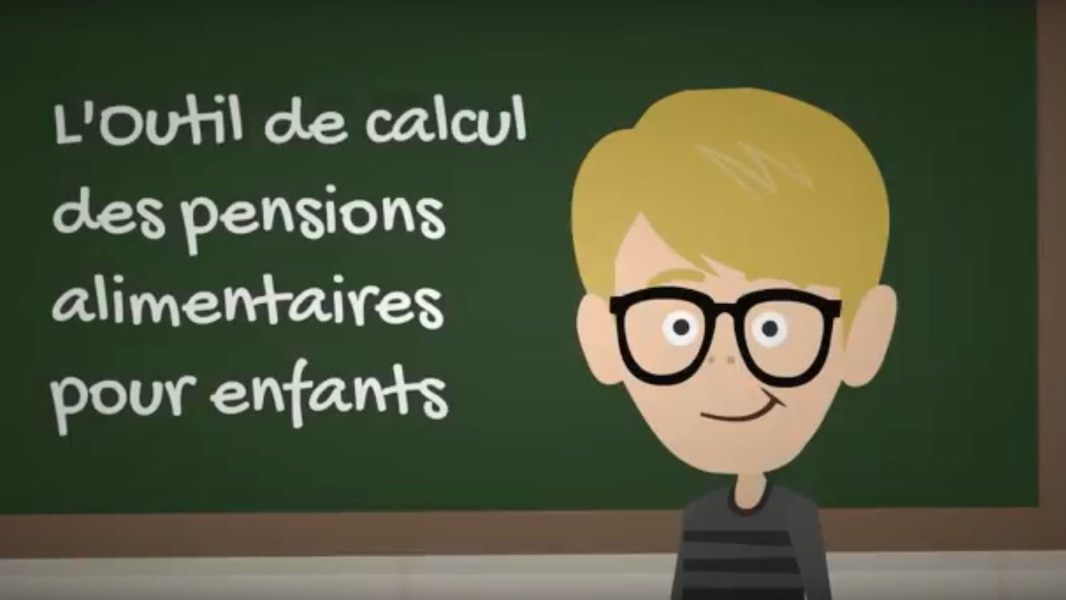 Quebec Lance Un Nouvel Outil De Calcul Des Pensions Alimentaires