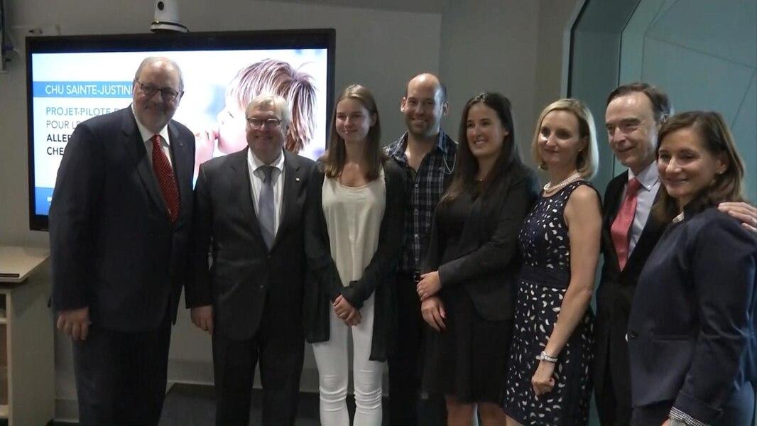 Québec s'attaque aux allergies alimentaires