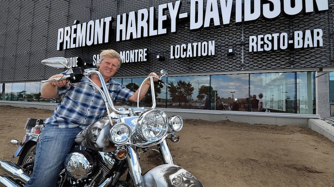 Reseller Harley Davidson Nervous Tax News