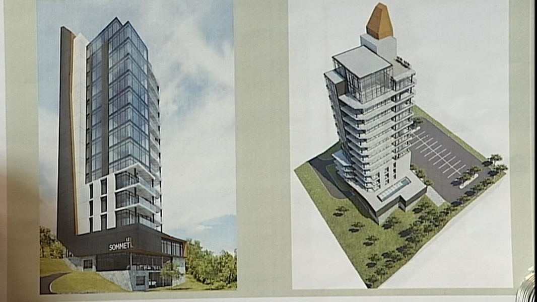 M contentement en raison d une tour condos chicoutimi for Reglement interieur immeuble