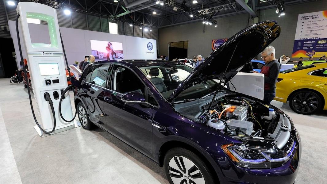 Jusqu'à 5000 $ pour l'achat d'un véhicule zéro émission dès le 1er mai