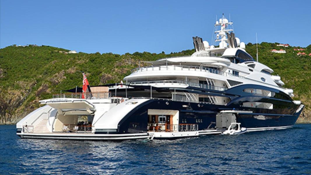 les yachts les plus impressionnants au monde tva nouvelles. Black Bedroom Furniture Sets. Home Design Ideas