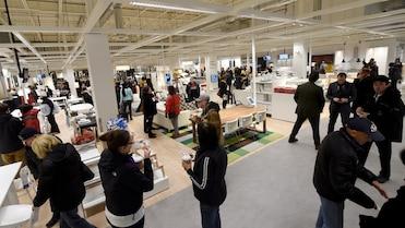 Ikea aurait échappé à un milliard d'euros d'impôts