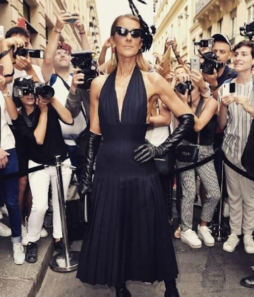 d7c9fe36c3 Un «marathon mode» de Céline qui en met plein la vue en France ...