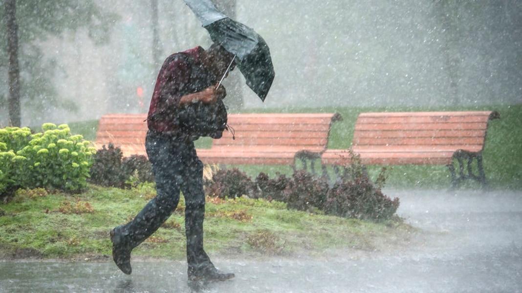 Alertes d'orages violents sur quelques secteurs