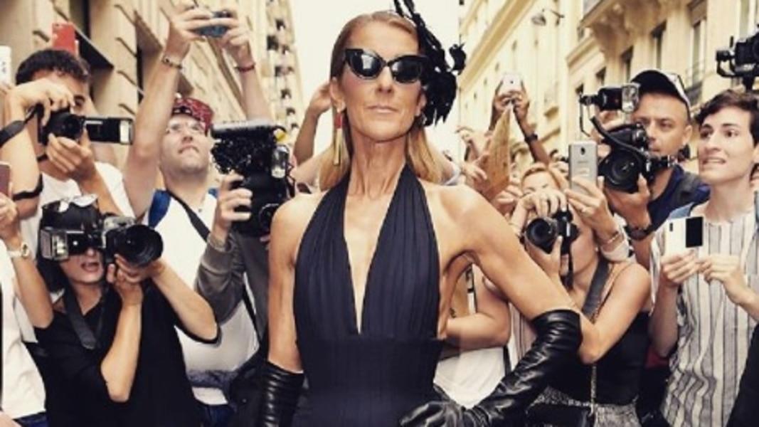 ae5ff35072 Un «marathon mode» de Céline qui en met plein la vue en France! | TVA  Nouvelles