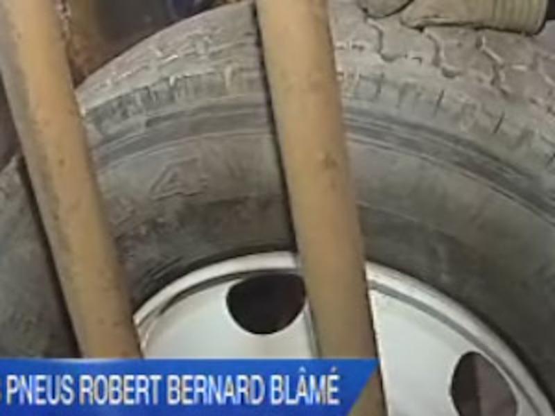 Pneu Robert Bernard >> La Csst Blame L Employeur Du Defunt Tva Nouvelles