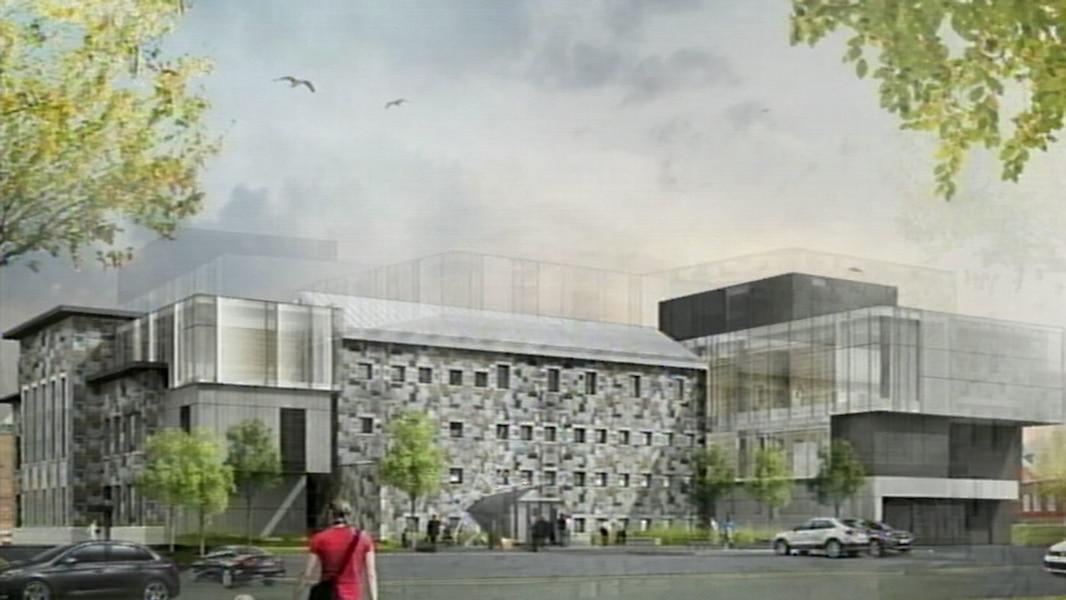 68m pour un nouveau palais de justice rimouski tva nouvelles. Black Bedroom Furniture Sets. Home Design Ideas