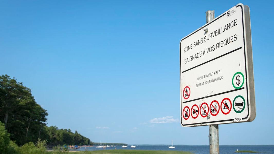 Nudiste oka plage Fédération québécoise