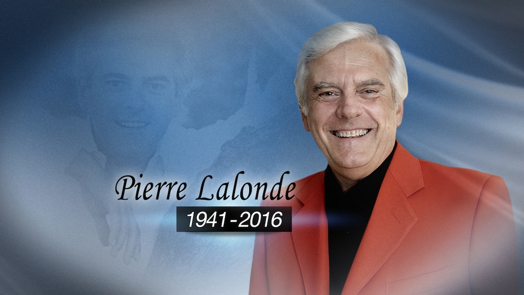 Le chanteur pierre lalonde s 39 est teint 75 ans tva nouvelles - La pierre du droguiste ...