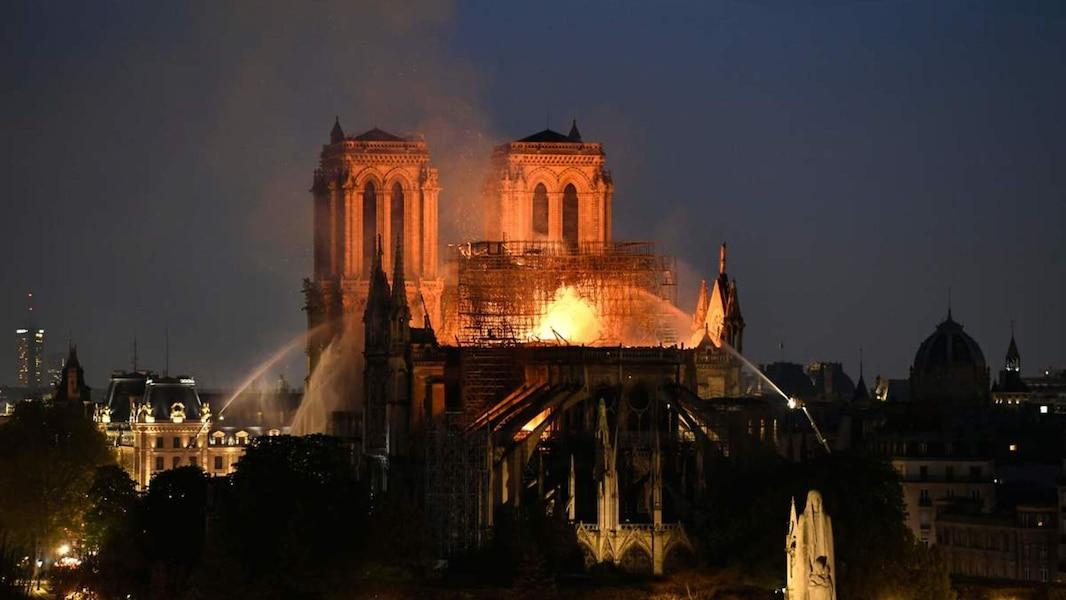 Notre Dame Lahjoitukset