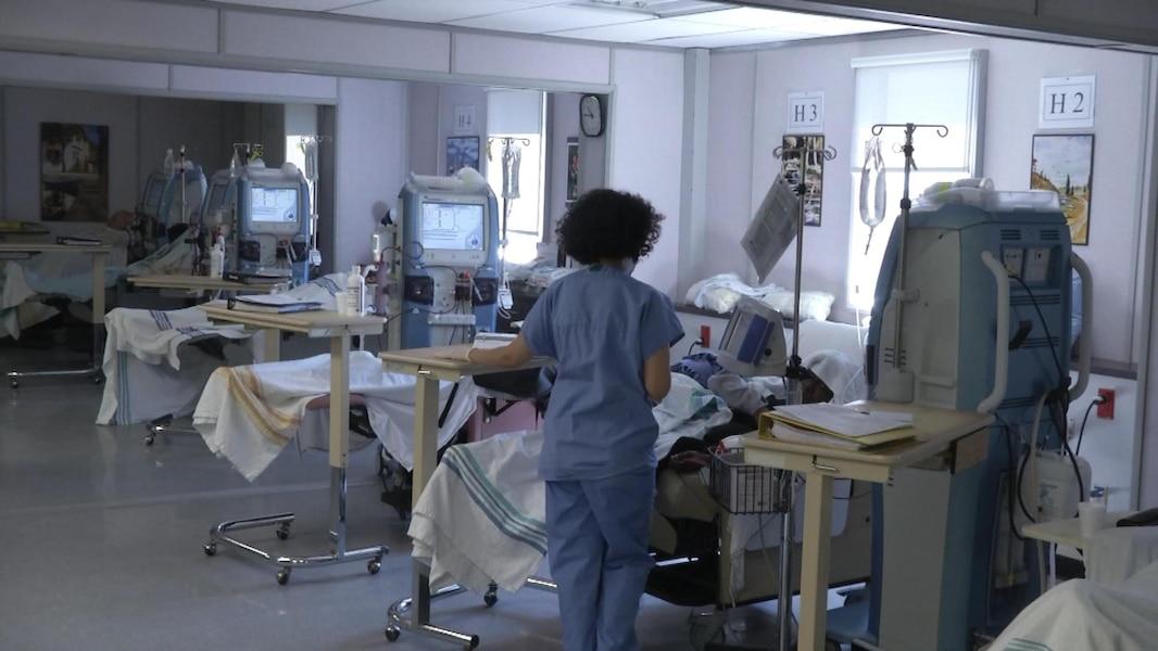 53 5 millions pour construire un pavillon de dialyse for Pavillon a construire
