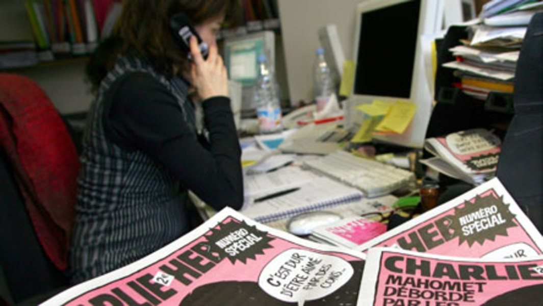 histoire de Charlie Hebdo | Actualités | TVA Nouvelles