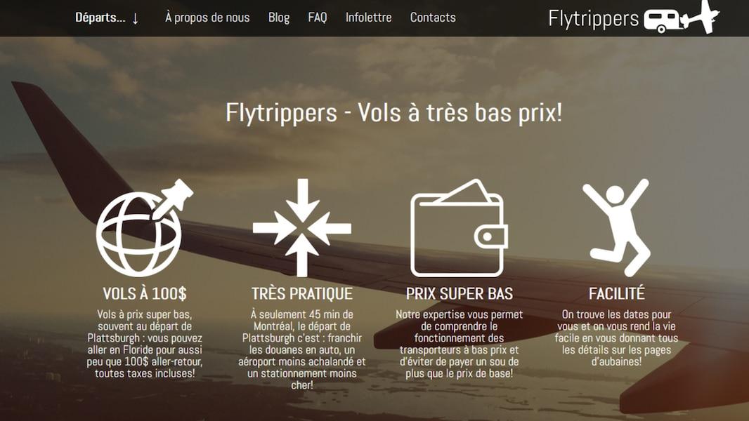 Un site qu b cois pour trouver des billets d 39 avion pas cher tva nouvelles for Site pour trouver des hotels