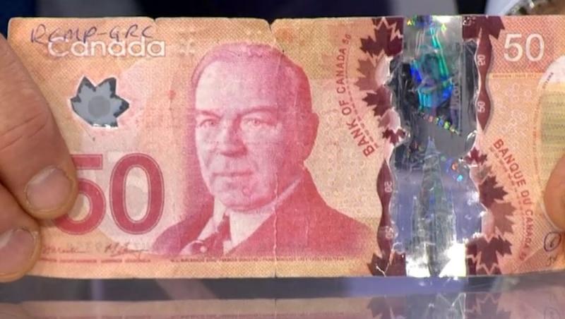 De Faux Billets Canadiens Faciles A Acheter Sur Internet Tva Nouvelles