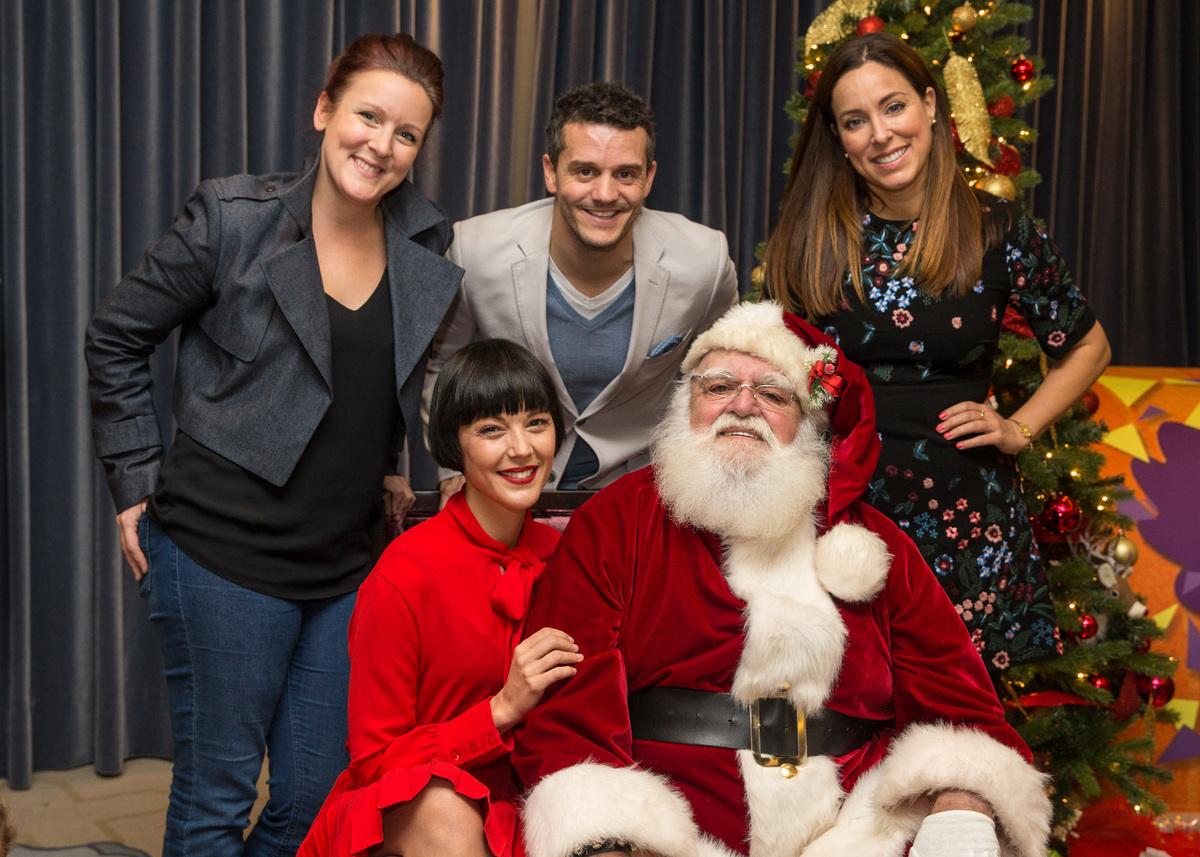 defile du pere noel montreal 2018 televise Deux nouvelles voix pour l'arrivée du père Noël   TVA Nouvelles defile du pere noel montreal 2018 televise