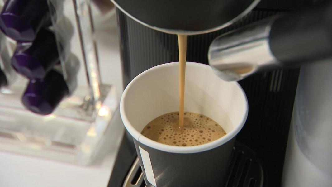 Nespresso récupérera ses capsules de café au Saguenay