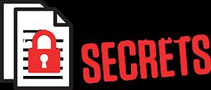 Logo dossiers secrets